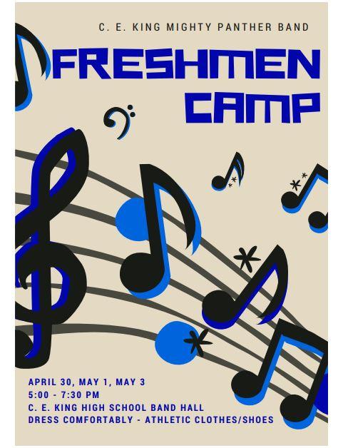 freshman camp
