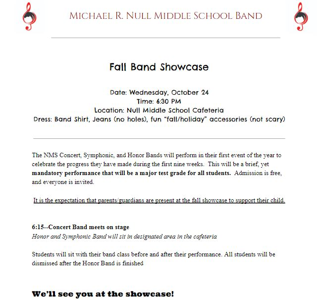 fall showcase eng